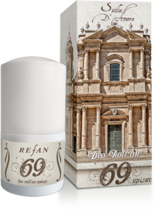 Refan 69 Deo roll-on unisexo