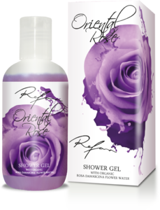 Oriental Rose Shower gel