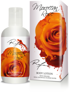 Moroccan Rose Körperlotion