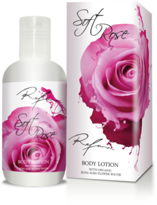 Körperlotion Soft Rose