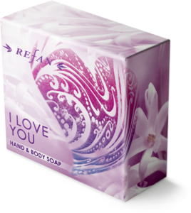 I Love you Hand & body soap
