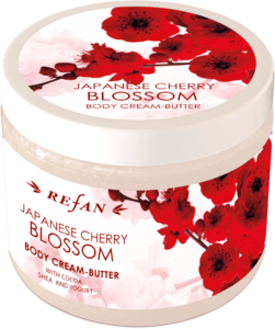 Japanese cherry blossom Body butter cream