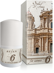 Refan 69 6 Deo Roll-on for women