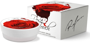Rose Touch Velvet body cream