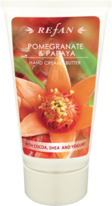 Pomegranate and Papaya Hand cream-butter