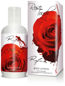 Rose Touch Körperlotion