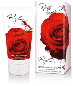 Rose Touch Hand and nail cream