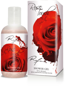 Rose Touch Gel za tuširanje