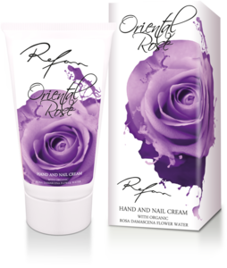 Oriental Rose Hand and nail cream
