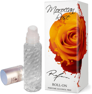 Moroccan Rose Alkoholfreies parfüm roll-on
