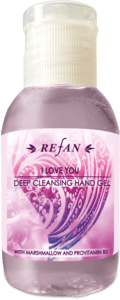 I Love you Deep cleaning hand gel