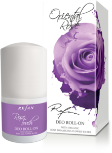 Oriental Rose Deo roll-on
