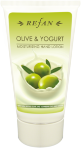 Olive and Yoghurt Мoisturizing hand lotion