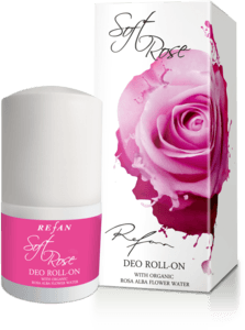 Deo roll-on Soft rose