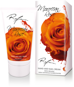 Moroccan Rose Hand and nail cream