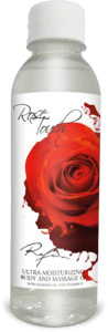 Rose Touch Ultra-moisturizing  body and massage oil