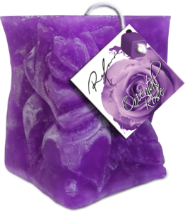Oriental Rose Perfume candle