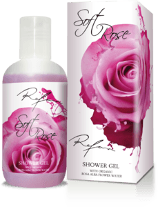 Shower gel Soft rose