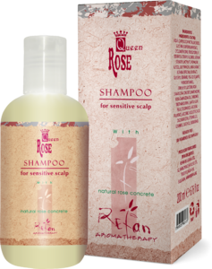 Queen Rose Shampoo