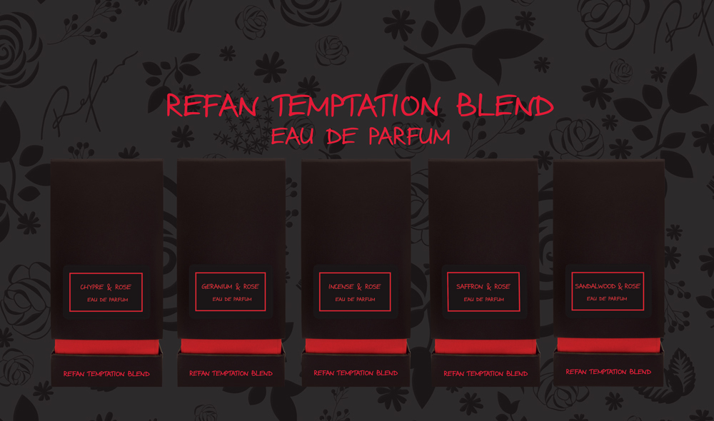 Perfumery and Cosmetics - Refan