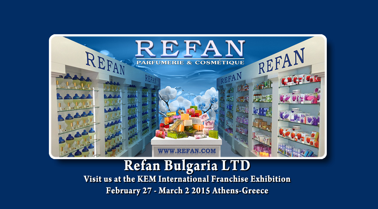 Refan at KEM International Franchise Exhibition