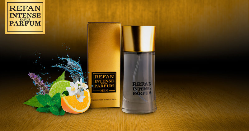 REFAN INTENSE eau de PARFUM MEN 407 - 55