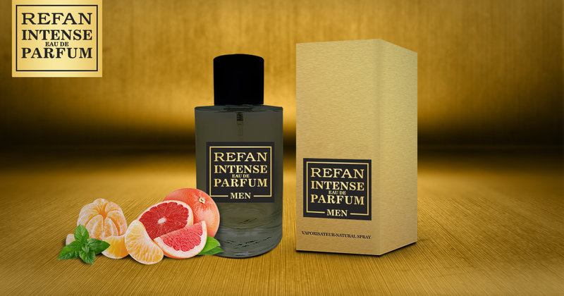 REFAN INTENSE eau de PARFUM MEN 219