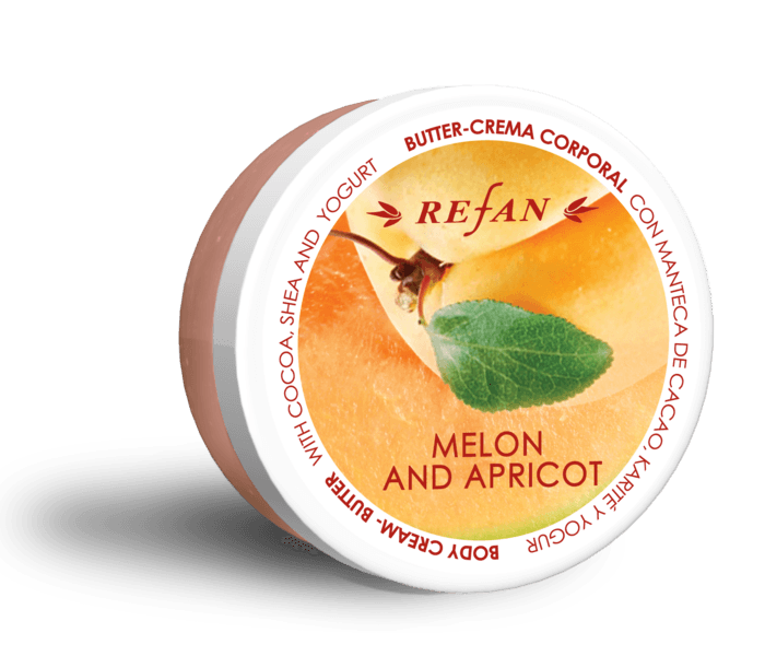 Melon and apricot