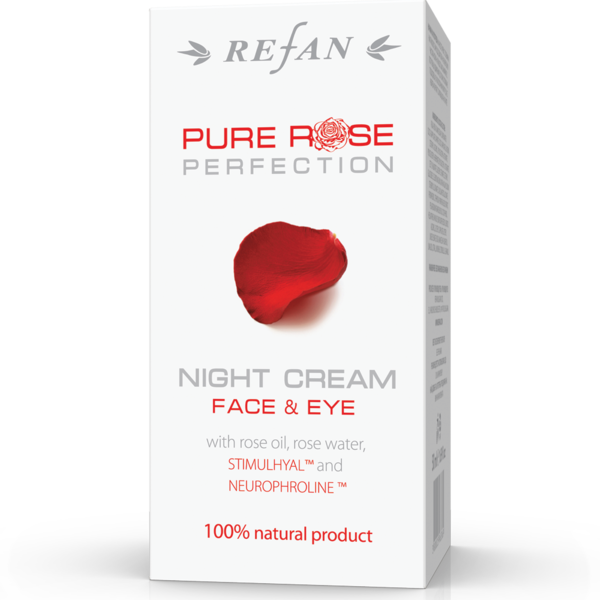 NIGHT CREAM FACE AND EYE