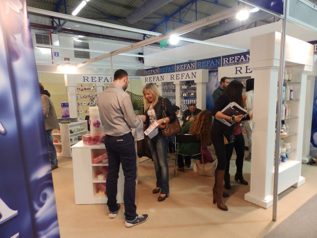 """Refan Bulgaria"" LTD presented its franchise model at KEM Expo Franchise Exhibition, in Athens, Greece"