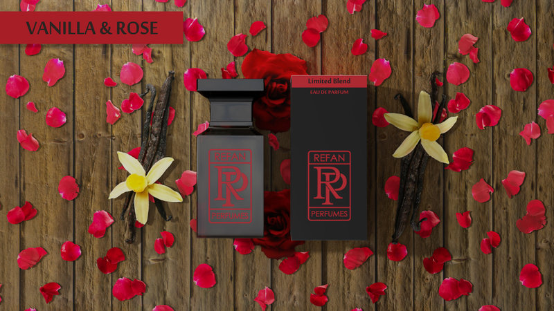 VANILLA & ROSE by REFAN