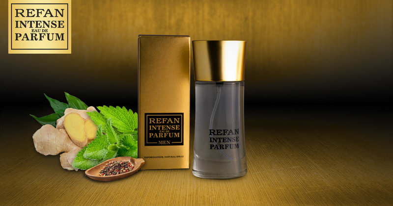 REFAN INTENSE eau de PARFUM MEN - 209 - 55