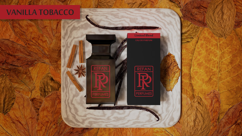 VANILLA TOBACCO by REFAN