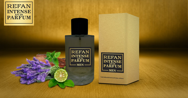 REFAN INTENSE eau de PARFUM MEN 203