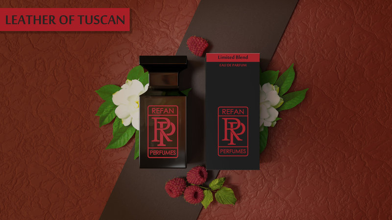 LEATHER OF TUSCAN by REFAN