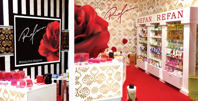 REFAN with  yet another prestigious participation at Cosmoprof Worldwide – Bologna, March 15th  -  18th