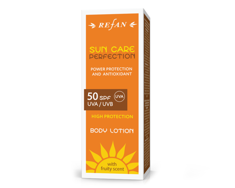 BODY LOTION SPF 50 UVА/UVВ