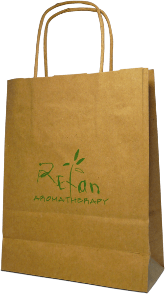 Paper bag  REFAN Boutique