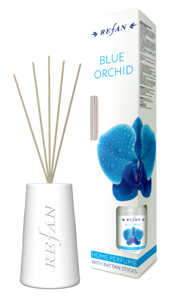 Home perfume with rattan sticks