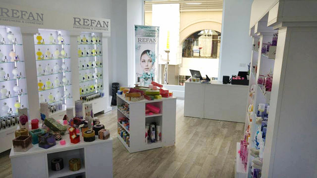 In Malta opened an exquisite store of REFAN