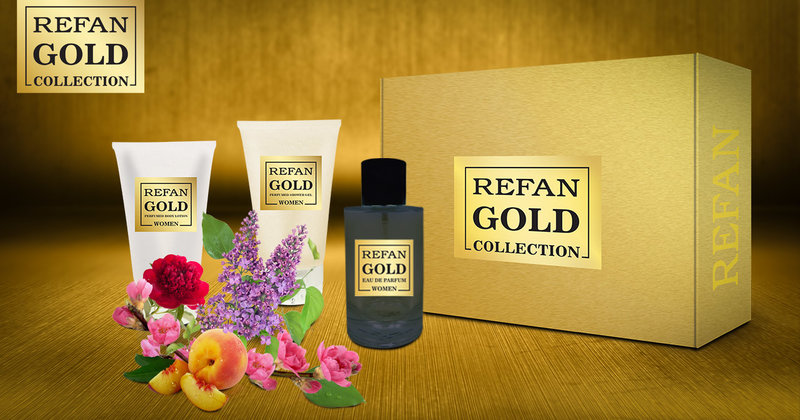 SET REFAN GOLD COLLECTION WOMEN 191
