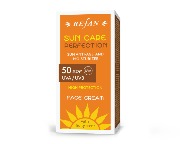 FACE CREAM  SPF 50 UVA/ UVB