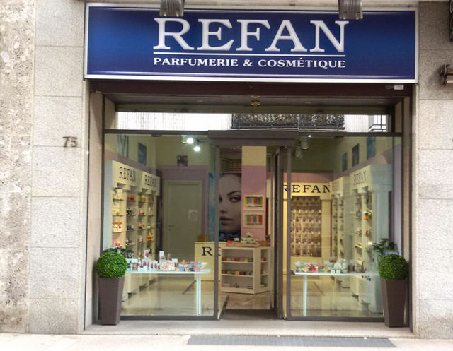 REFAN new store opens in Milan