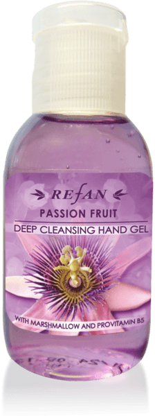Passion Fruit deep cleansing hand gel