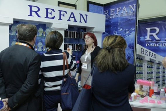 """Refan Bulgaria"" presents its franchise model at Franchising Nord 2016 in Piacenza, Italy"