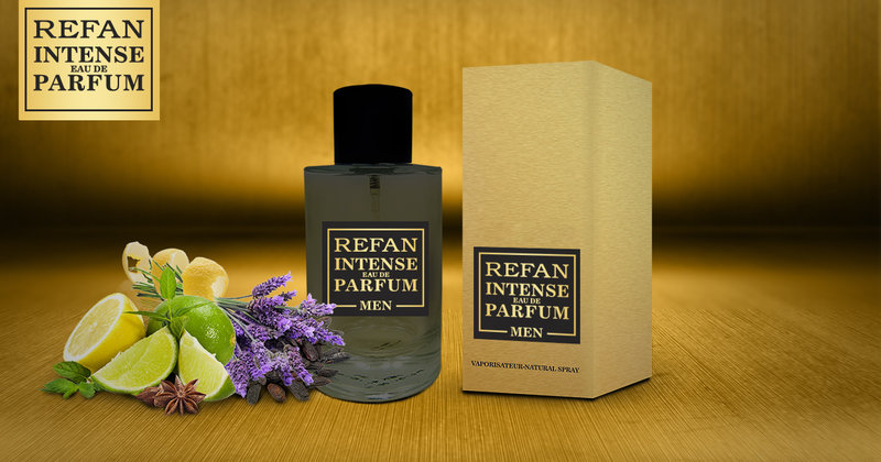 REFAN INTENSE eau de PARFUM MEN 251