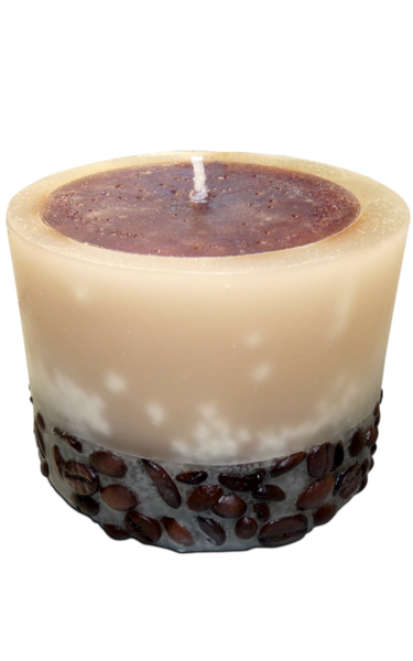 Decorative Candle Coffee