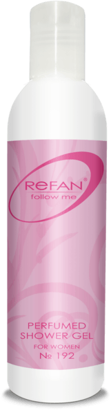 Perfumed Shower Gel Refan Follow Me - women