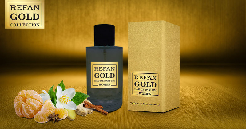 REFAN GOLD - WOMEN 335