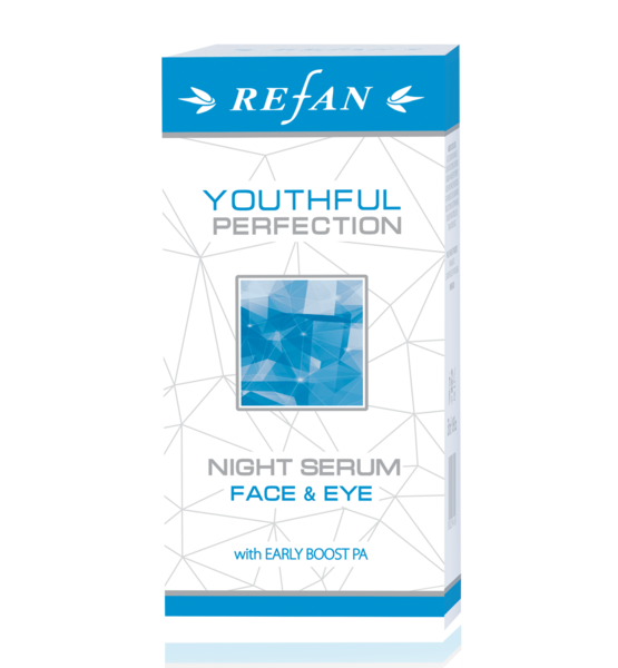 NIGHT FACE AND EYE SERUM